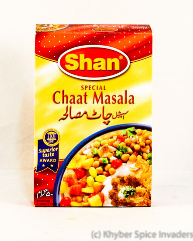 SHAN CHAT SPICE MIX