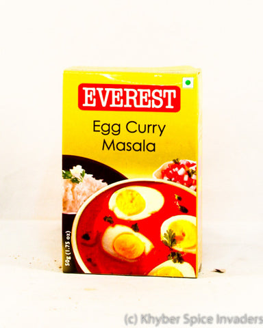 EVEREST EGG CURRY MASALA 100G