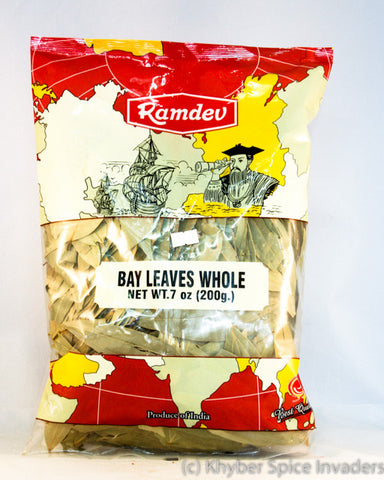 RAMDEV BAY LEAVES 200GM