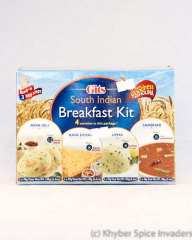 GITS SI BREAKFAST KIT 4 ITEMS