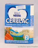 CERELAC RICE VEGETABLES STAGE2