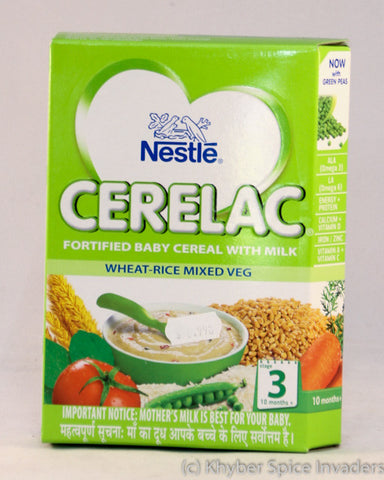 CERELAC WHEAT RICE STAGE 38901
