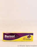 BURNOL BURNS CREAM 10GM
