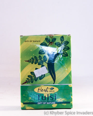 HESH TULSI LEAVES POWDER 100G