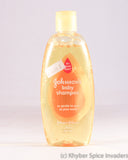 JOHNSON'S BABY SHAMPOO200ML