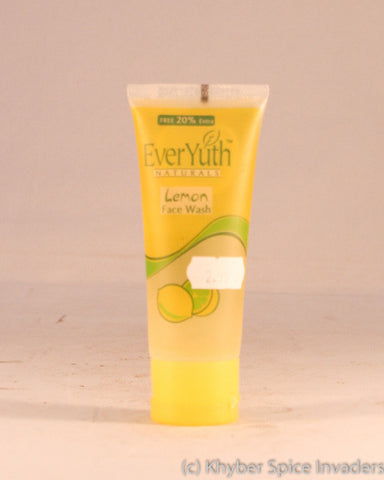 EVERYUTH LEMIN FACE WASH60+12G