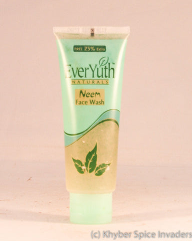 EVERYUTH NEEM FACE WASH 100+25