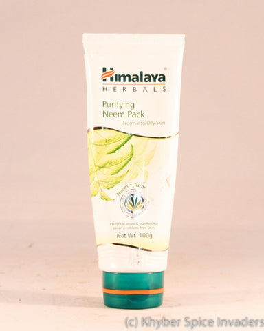 HIMALAYA NEEM FACE PACK 100GM