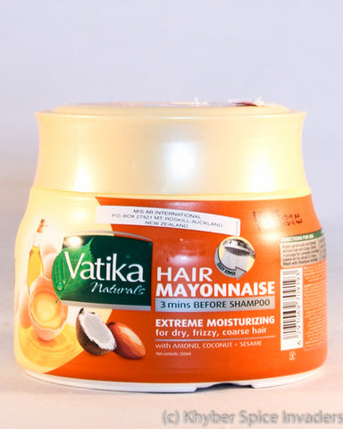 VATIKA HAIR MAYONNAISE CREAM