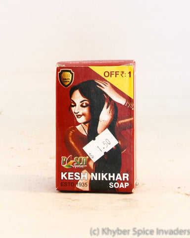 KESH NIKHAR SOAP 80GM