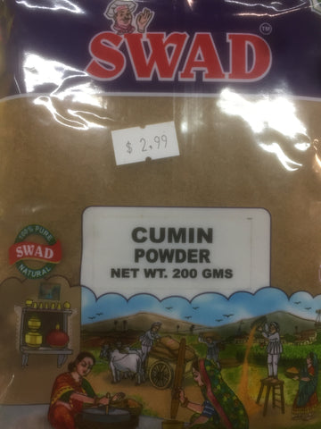 Swad cumin powder 200gm