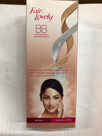FAIR&LOVELY BB FAIRNESS CREAM 40g