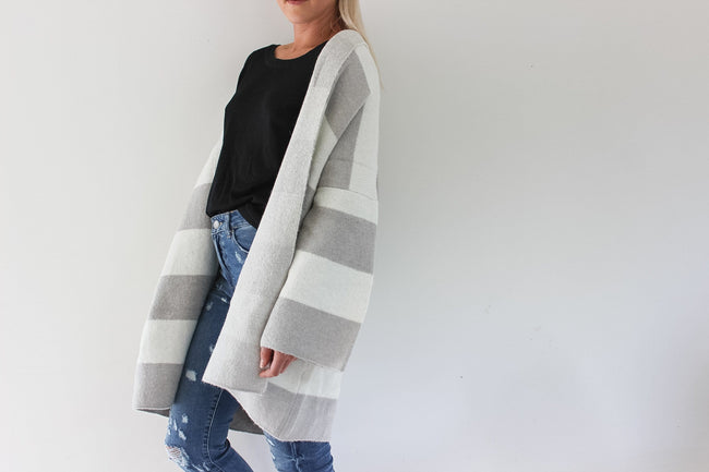 Talulah oversize knit cardi - SNDYS the Label