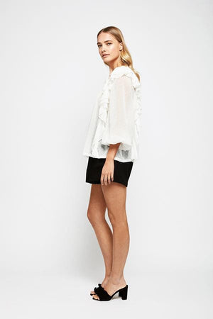 Cloud boundary blouse