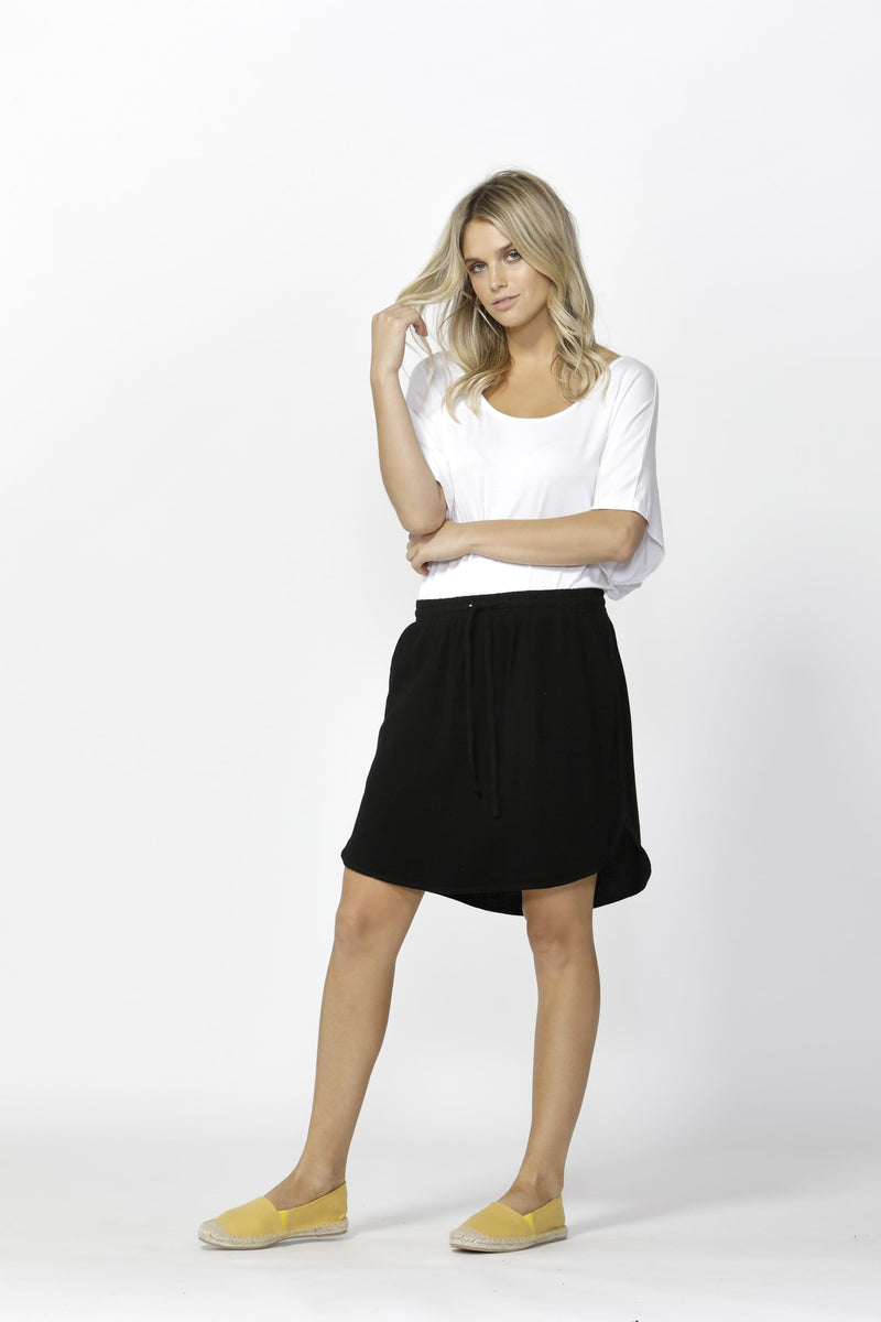 Betty Basics Arlo Skirt - Black PREORDER DUE LATE SEPT