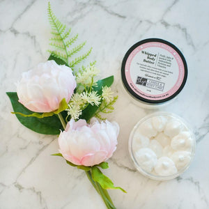 Whipped Body Butter by Skye Candle and Body Care - Black Raspberry and Vanilla