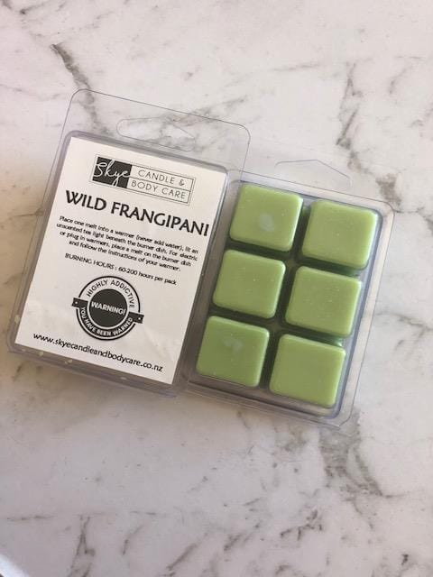 Soy Wax Melts by Skye Candle and Body Care - Wild Frangipani