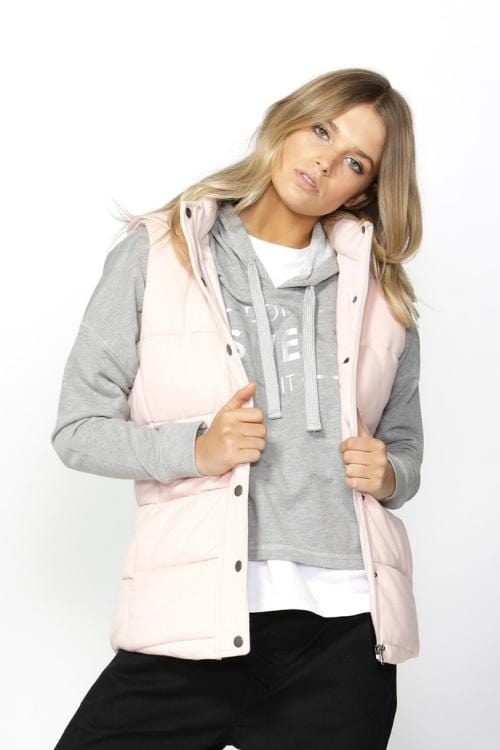 BETTY BASICS Jagger Vest - Blossom LAST ONE