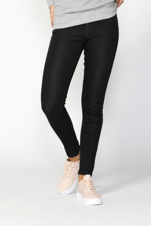 BETTY BASICS Nixon Jeans - Black