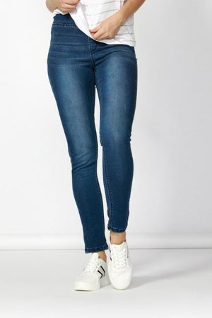 BETTY BASICS Nixon Jeans - Indigo