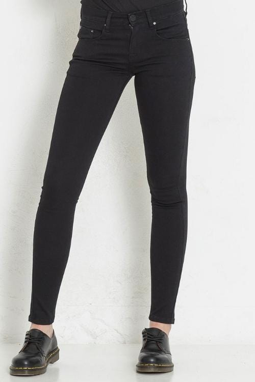 The Staple Jeans - black