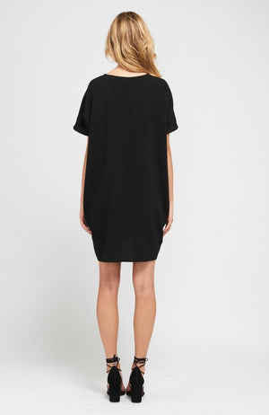 Pumped Up Kicks Dress - MVN the label - Black