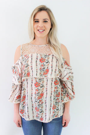 Rosella Blouse | Fate and Becker | French Kiss Boutique NZ