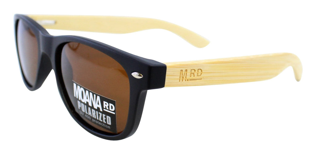 Kid's Moana Rd Sunnies - Black