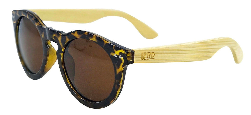 Moana Rd Sunnies - Grace Kelly Bamboo Tort
