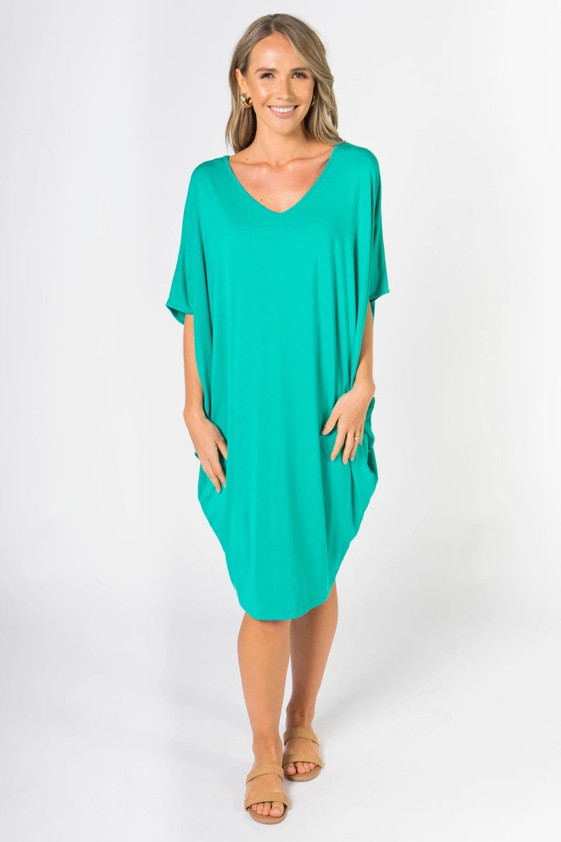 PQ Collection The Miracle Dress - Peacocke