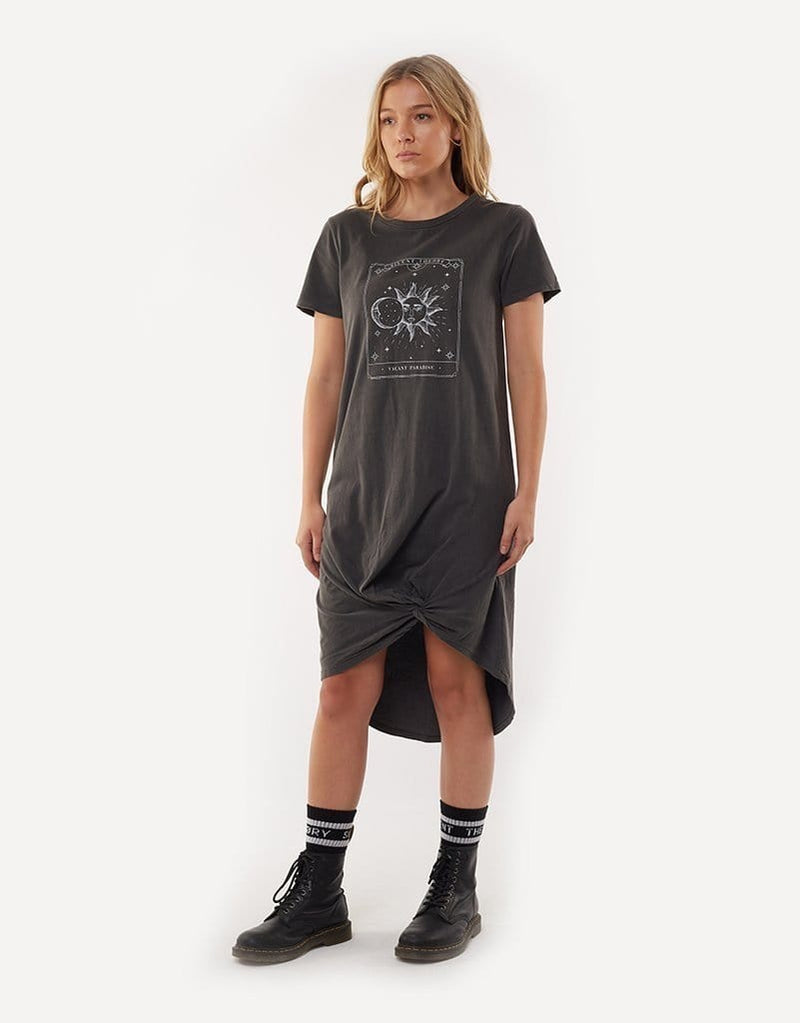 Silent Theory Oddity Tee Dress