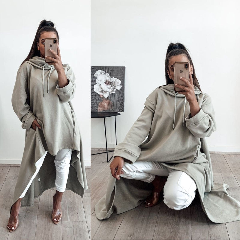 Bagira the Label Sims Hoodie - Sage Green