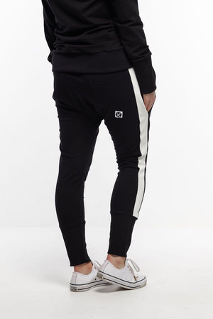 Home-Lee Relaxer Pants - Black