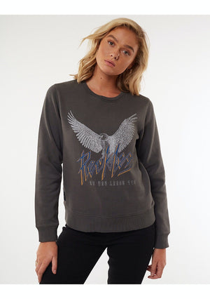 All About Eve - Reckless Crew Sweatshirt