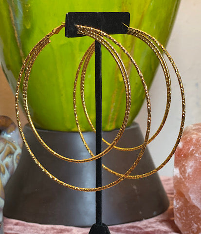 Hula Hoop Bangle