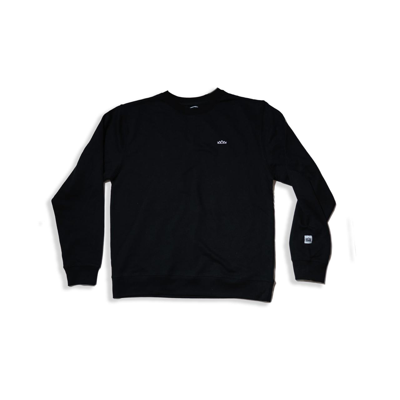 Premium Issue L/S Tee in Black