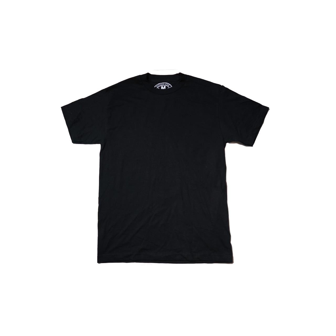 Premium Issue S/S Tee in Black