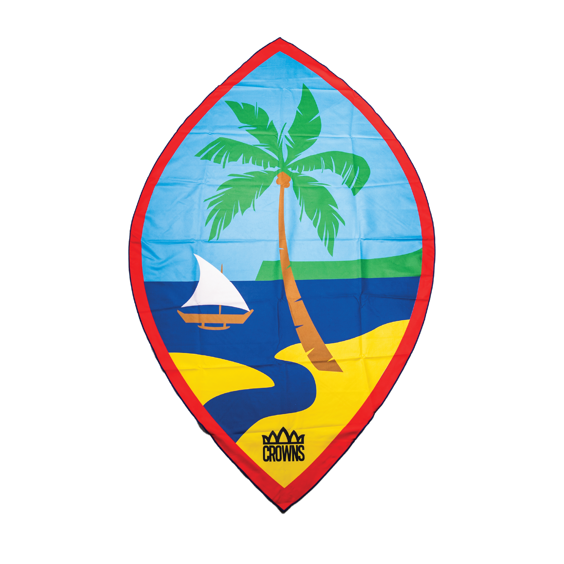GUAM SEAL TOWELS