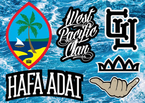 Crowns Sticker Pack