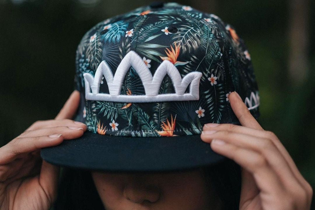 TROPIC CROWN HAT