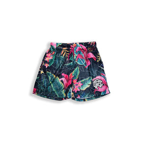 TROPICAL : Mesh Shorties