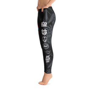 Seal Palm Leggings (Deluxe)