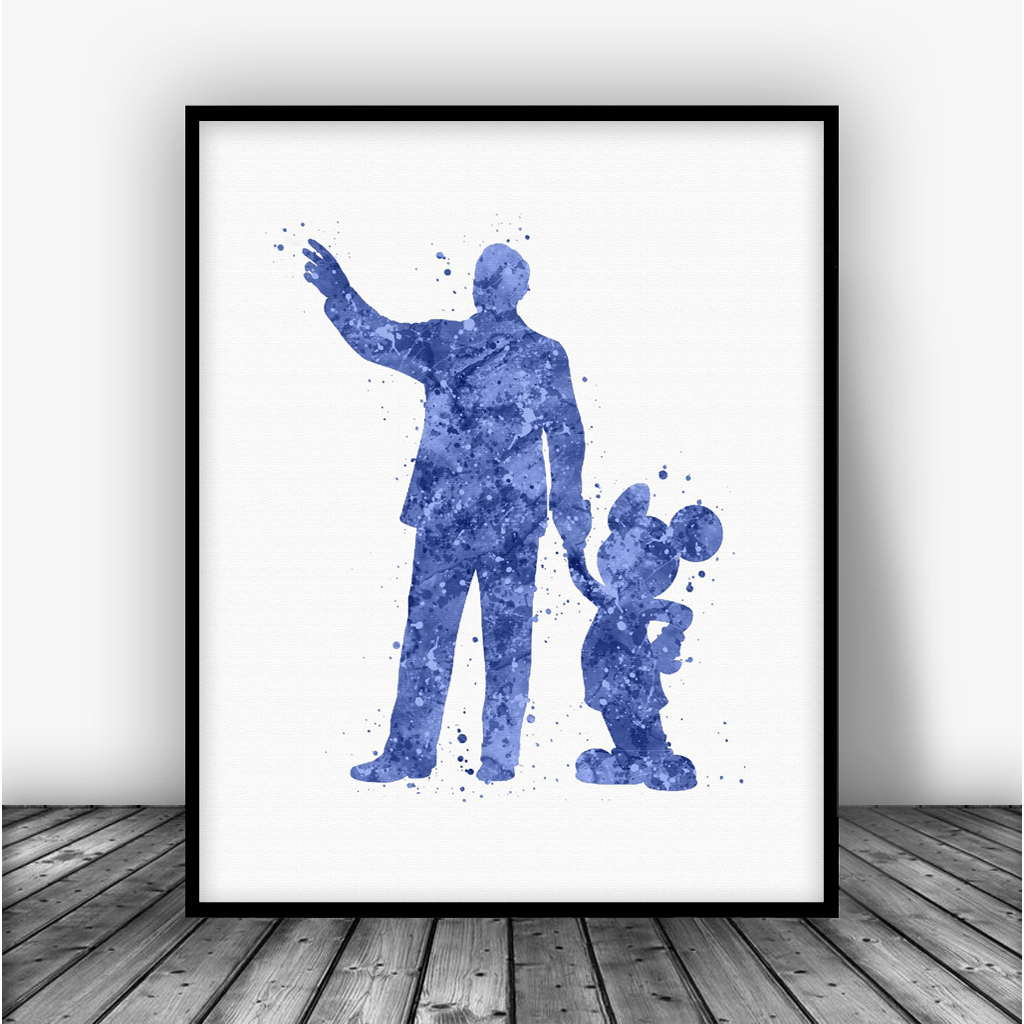walt disney mickey mouse quote art print poster carma zoe walt disney mickey mouse quote art print poster by carma zoe 1
