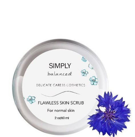 Simply Balanced - Microdermabrasion Scrub 60ml