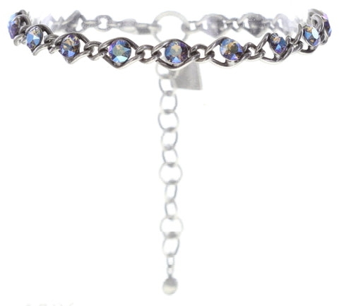 bracelet Magic Fireball grey antique silver