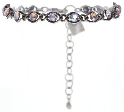 bracelet Magic Fireball beige antique silver