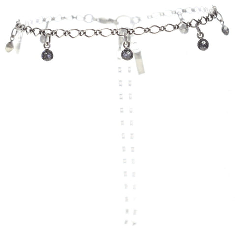 anklet Festival Anklet black antique silver