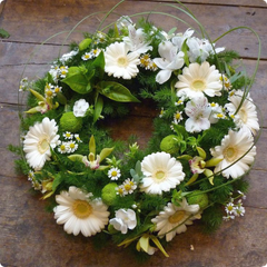 Funeral Flowers Wreaths