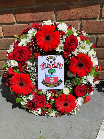Saints wreath