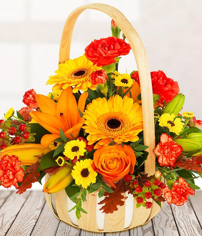 An Autumn Basket